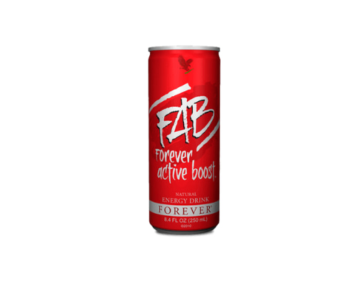 FAB Forever Active Boost Pack x12