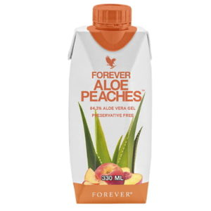 Forever Aloe Pêche