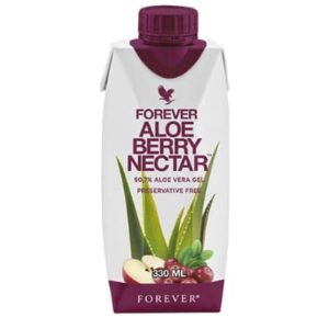 forever aloe berry nectar tetrapack