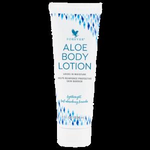 forever aloe body lotion